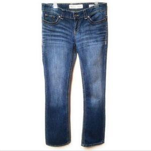 BKE Payton 30L Bootcut Denim Blue Jeans